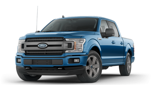 New 2019 Ford F-150 XLT Truck for sale at Metro Ford Sales and Service in Chicago